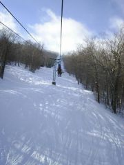 Single Chair at Mad River Glen, VT