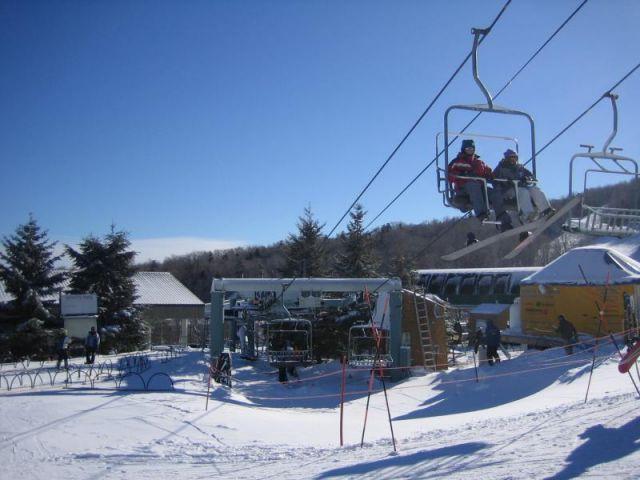 Snowdon Triple, Killington Vermont