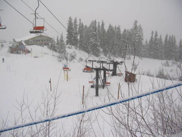 Orange Chair, Whistler-Blackcomb, BC
