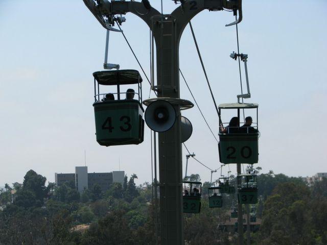 vonroll type 101 san diego zoo