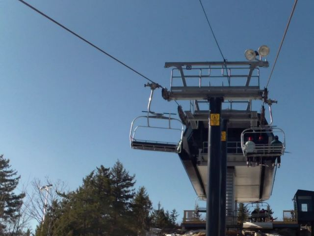 The Rocket Lift Line
