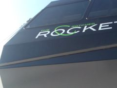 The Rocket Bottom Station