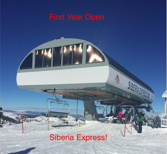 Siberia Express
