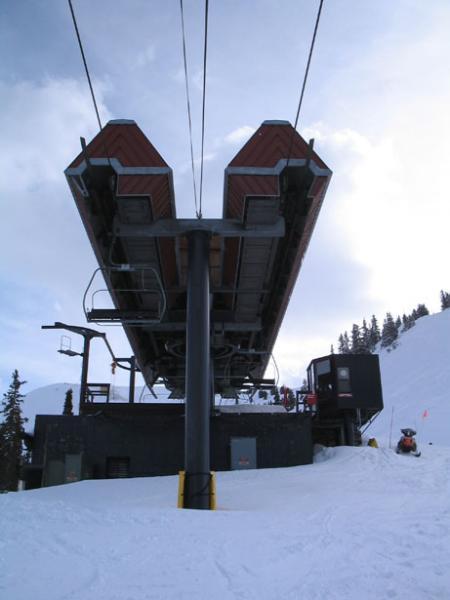 American Flyer (O-1)- Copper Mountain, CO