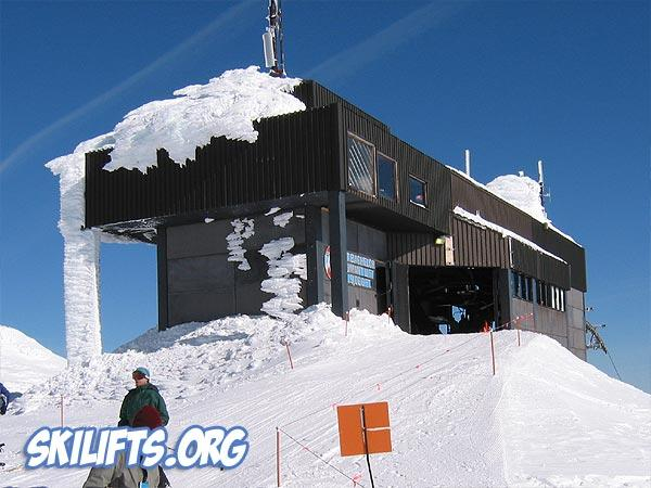 Summit Express - Mt. Bachelor, OR