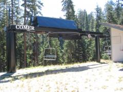 Comer - Mt. Ashland, OR