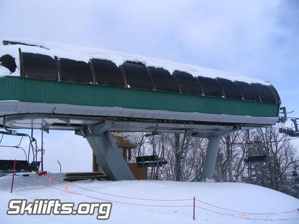 for gondolas look like this as shown on the k1 gondola at killington